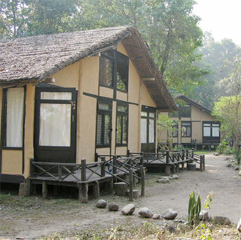Cottages at Machan (Chitwan)