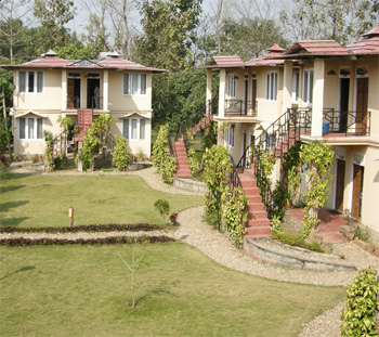 Cottages at West Chitwan